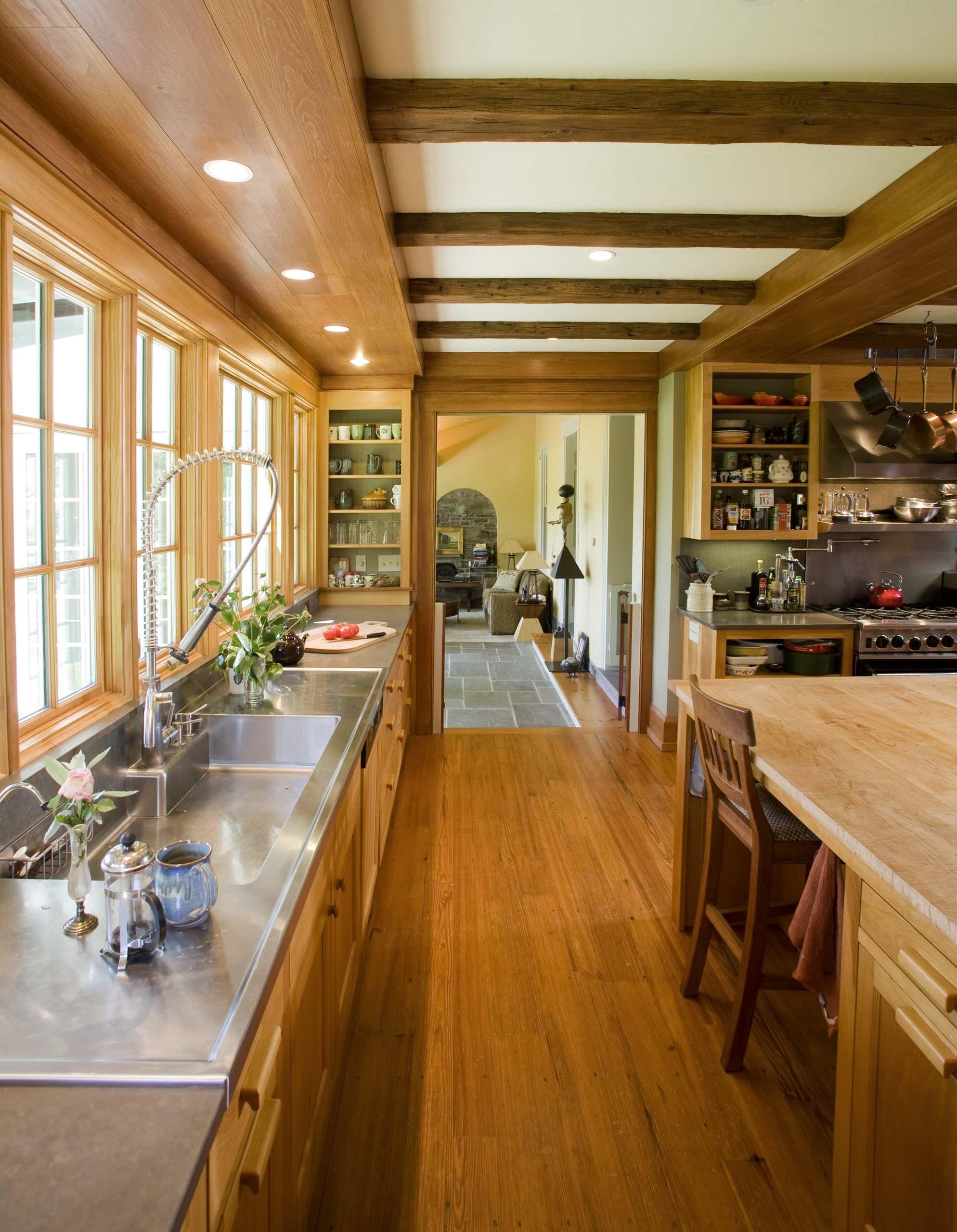 Moderne Küchenspülen, die Ihr Zuhause zu einem Studio machen