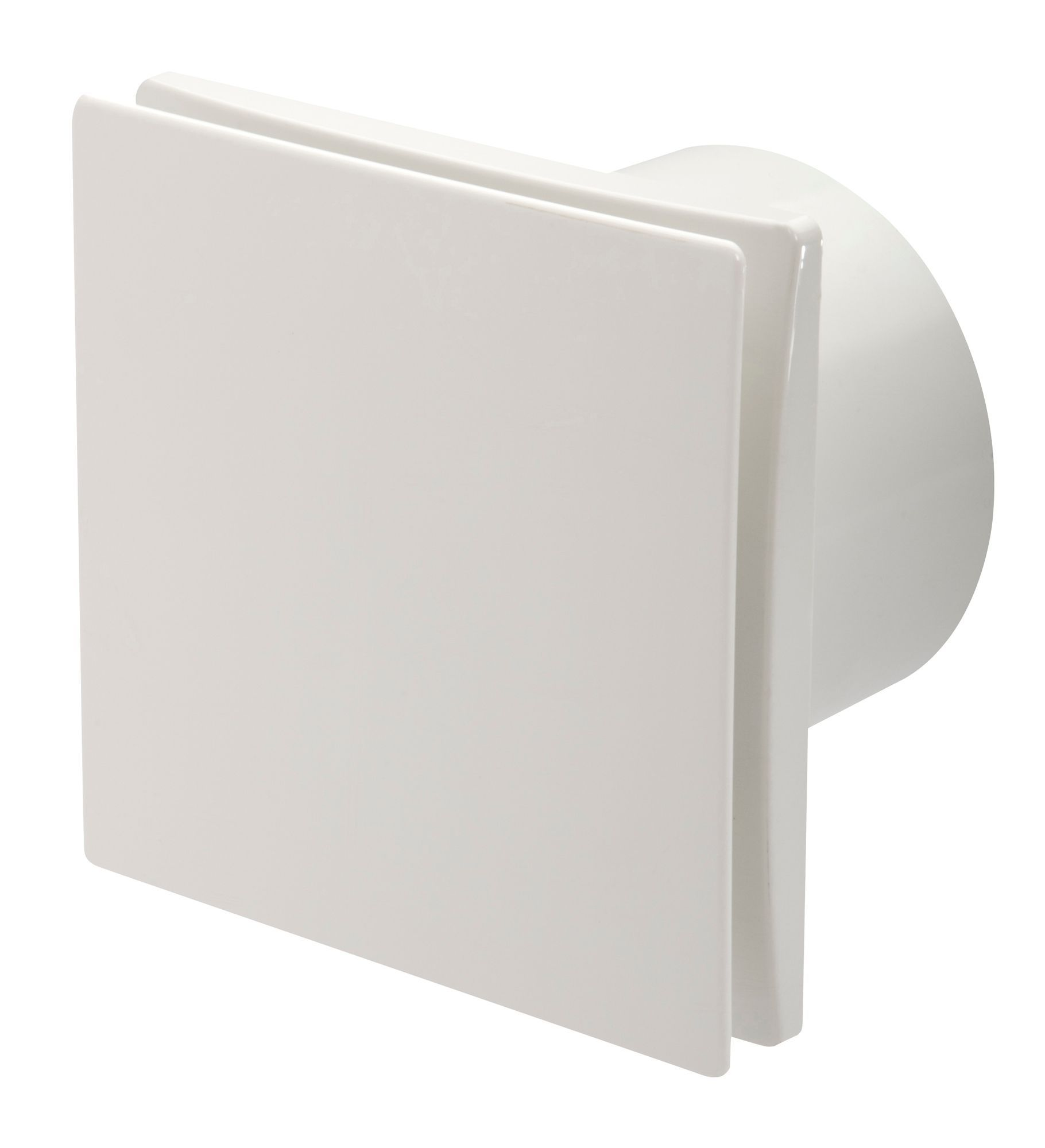 Vent Axia Impression Vimp100s Bathroom Extractor Fan 100 Mm Departments Diy Stylish Bathroom Extractor Fans Bathroom Extractor Fan