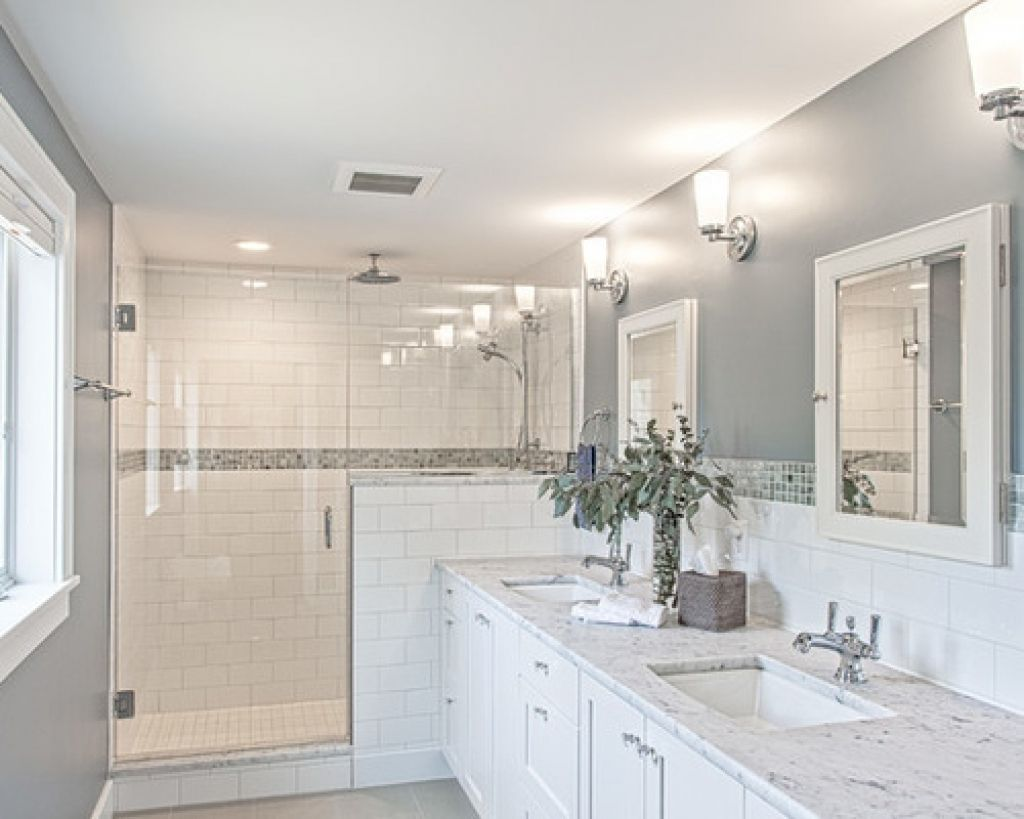Photo Image Houzz Remodeled Bathrooms