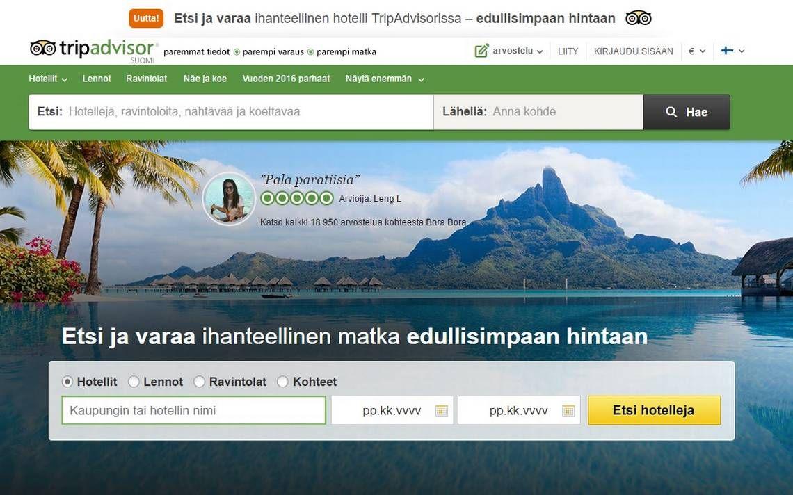 TripAdvisor pistää pannaan satoja turismikohteita heti, ja loput katoavat yhtiön myyntilistoilta ensi vuoden alkuun mennessä.