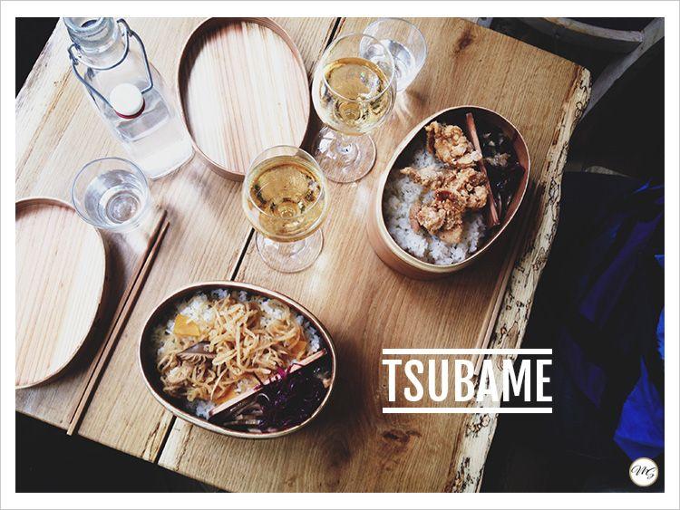 TSUBAME - Bento 40, rue de Douai 75009 Paris 01 48 78 06 84 Métro : Blanche, Place de Clichy