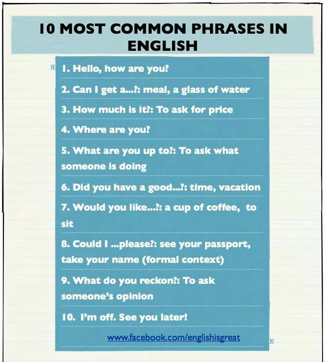 Pin by Joao Pontares on English Language | Common phrases, Writing a  persuasive essay, English phrases