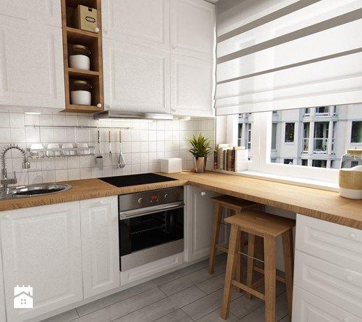 Kuchnia Aranzacje Pomysly Inspiracje Yellow Kitchen Decor Kitchen Design Modern Kitchen Design