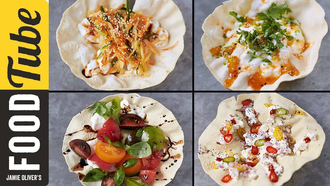 100 calorie poppadom snacks jamie oliver recipes pinterest 100 calorie poppadom snacks jamie oliver forumfinder Image collections