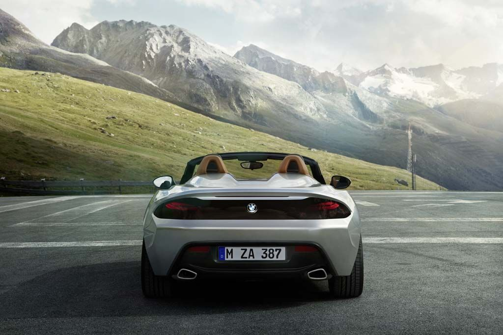 BMW Zagato Roadster Concept | Cars | Pinterest | BMW, Bmw z4 and Cars