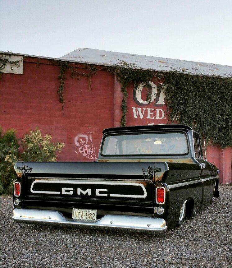 Gmc Tailgate 1960 1966 C10 Chevy Truck Chevy Trucks Chevy C10
