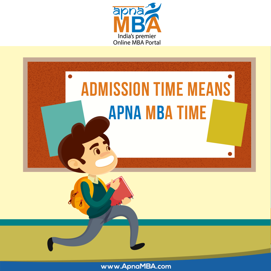 Take Hassle free Admission with ApnaMBA. Apply Now http
