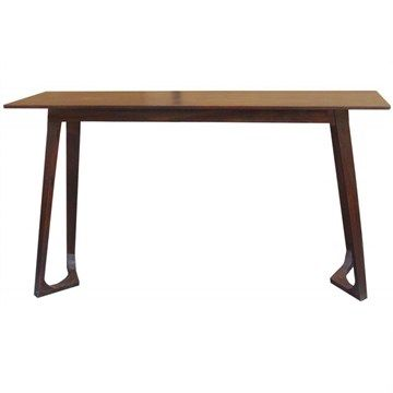 Wacko 165cm Console Table in American Walnut