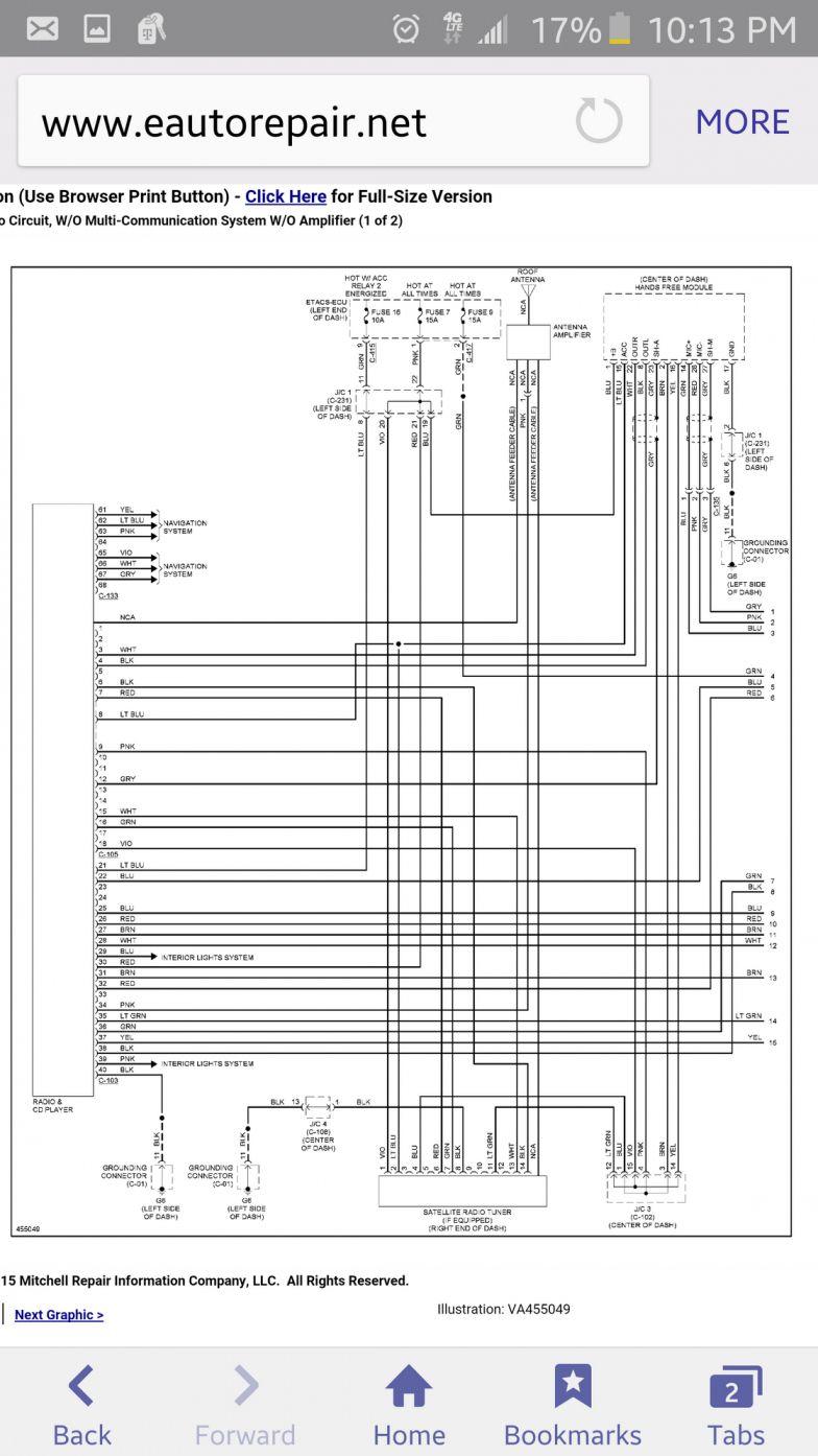 10 Triton Stereo Wiring Diagram Diagram Stereo Wire