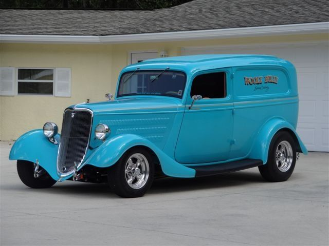 1933 Ford Sedan Delivery Classic Trucks Classic Cars Trucks