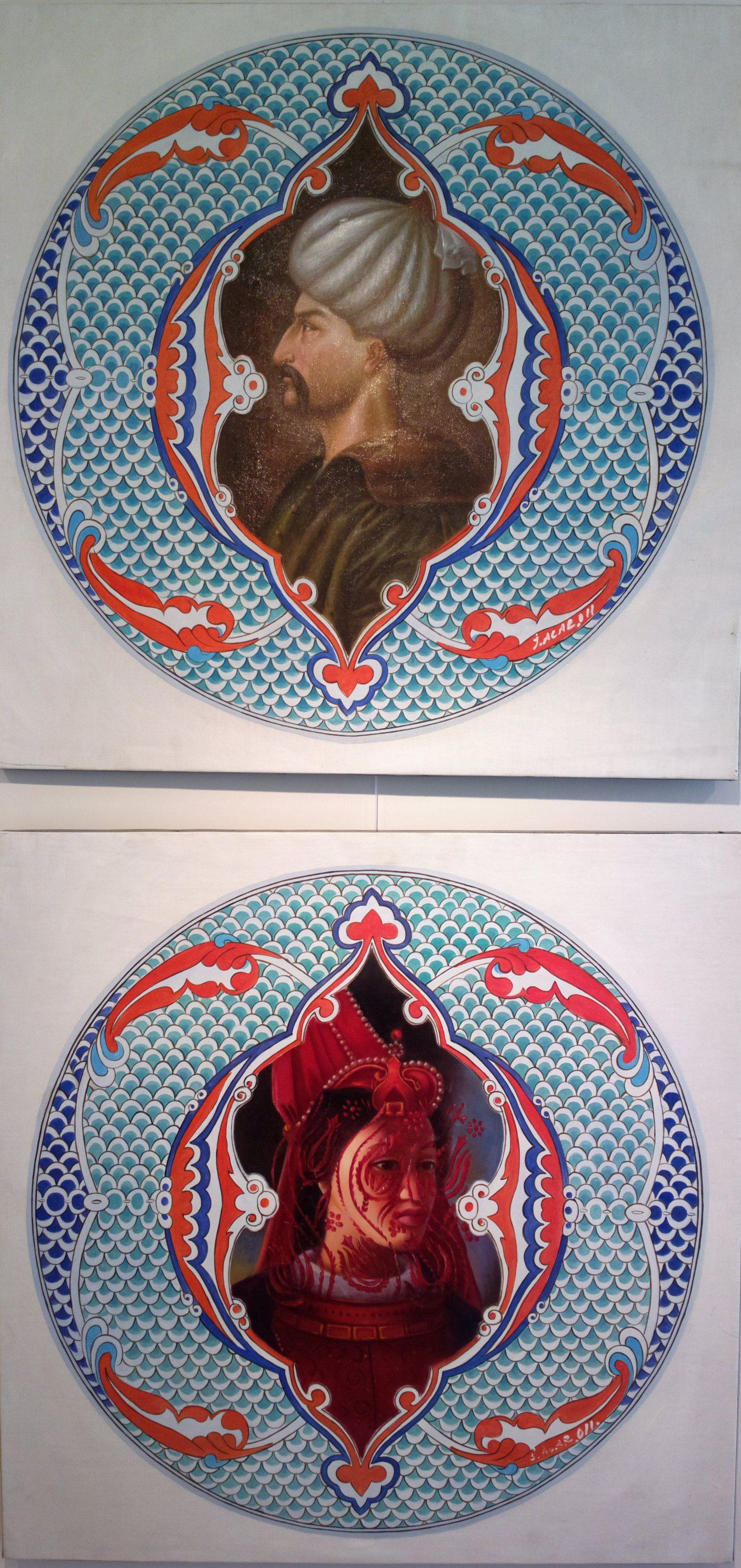 İsmail Acar (Görüntüler ile) Sanat, Minyatürler, Resimler