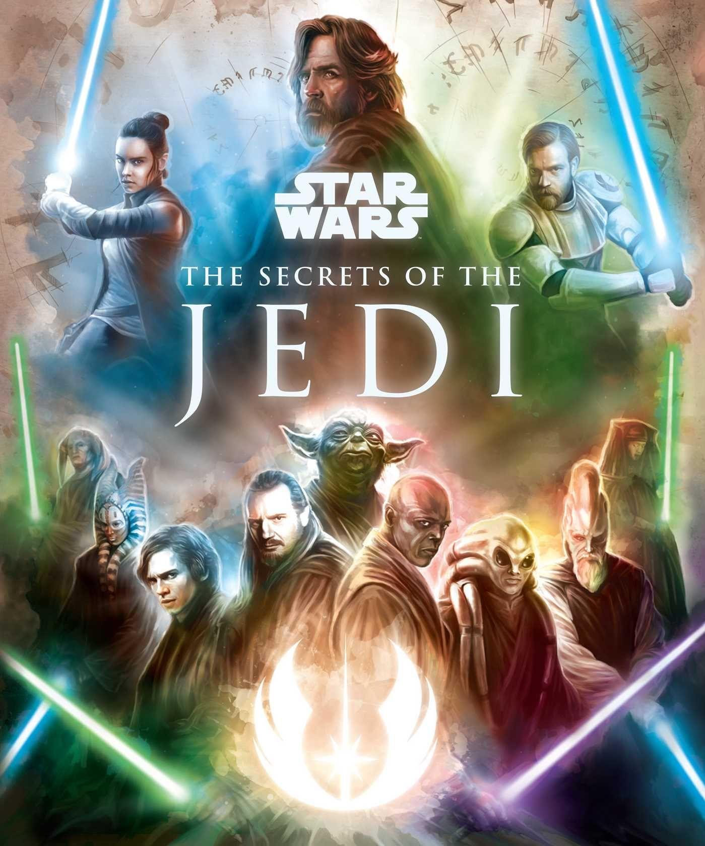 Pdf Download Star Wars The Secrets Of The Jedi Star Wars Books Star Wars New Star Wars