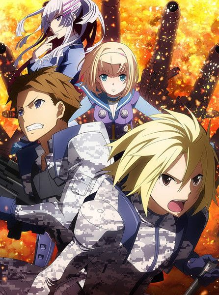 Heavy Object 24/24 [Sub-Esp][MEGA]