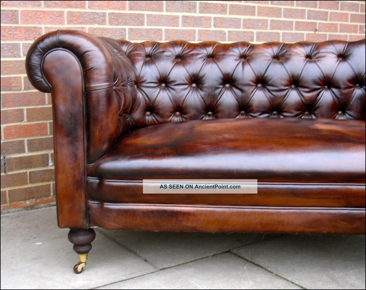 Chesterfield Sofa For Sale Craigslist Leather Chesterfield Sofa