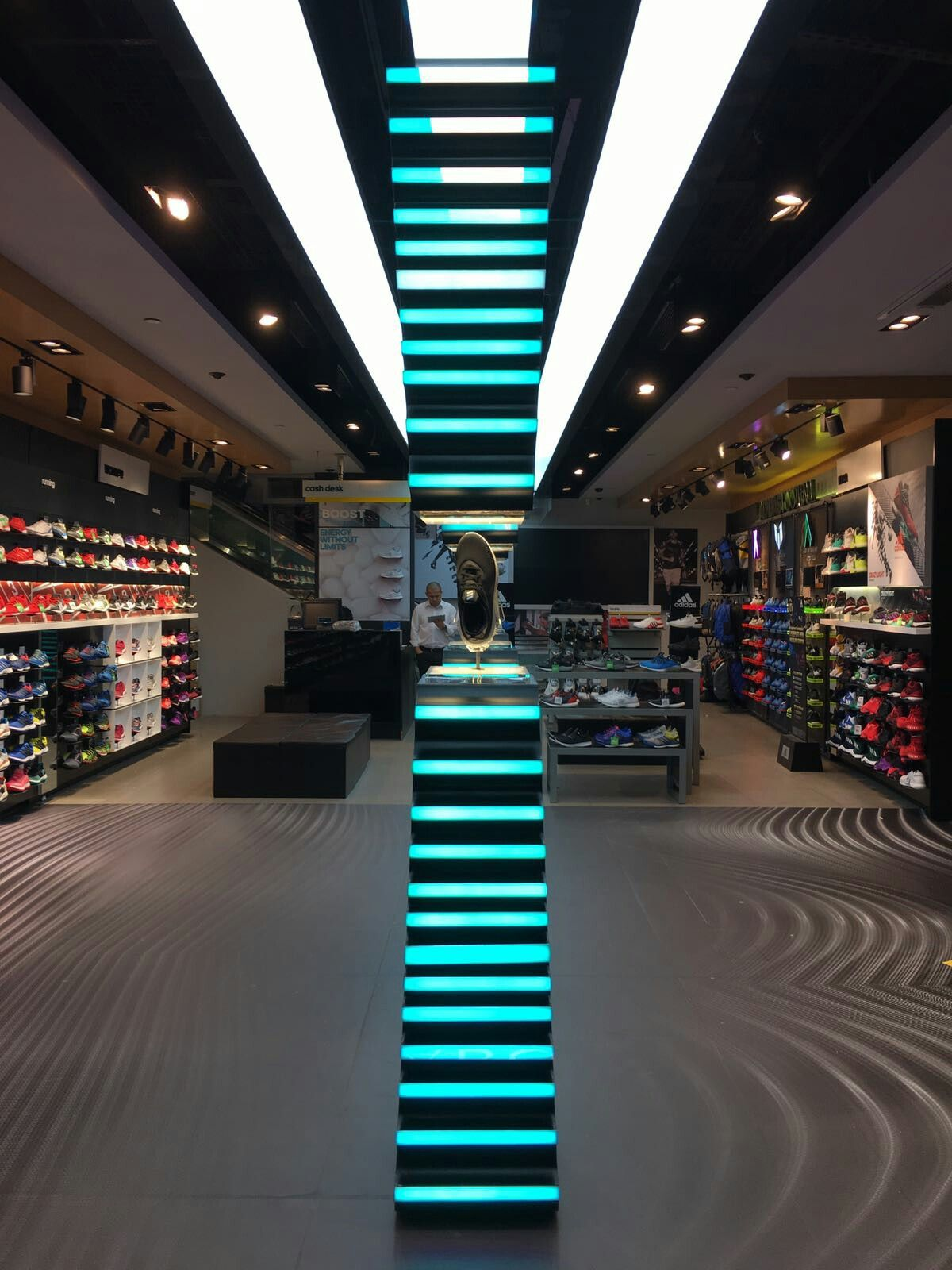 f695a5c4a04 Alpha Bounce - adidas Hong Kong | Retail / visual merchandising in ...