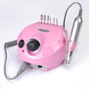 Pink Nails Salon Manicure Electronic Nail File Machine by Generic ...