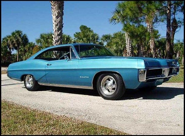 1967 Pontiac Catalina 2 Door Hardtop 400 Ci Automatic Mecum Auctions Pontiac Catalina Pontiac Pontiac Cars