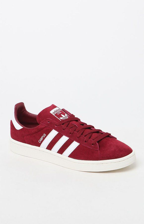 check out b520a 1c1b3 adidas Campus Burgundy Shoes