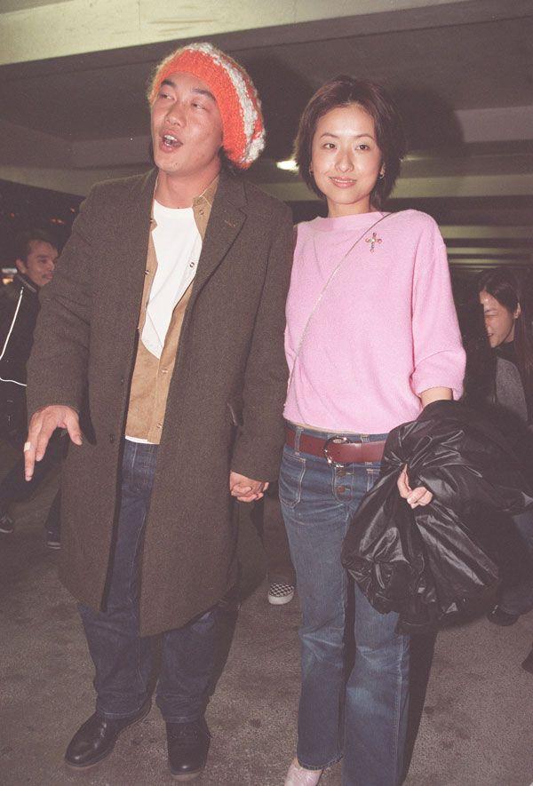陳奕迅 Eason Chan and 徐濠縈 Hilary Tsui