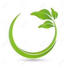 Resultado De Imagen Para Imagenes Para Disenar Logos De Vida Saludable Logo Design Design Plant Leaves
