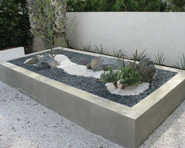 Le mini jardin japonais   sérénité et style exotique   archzine.fr ...