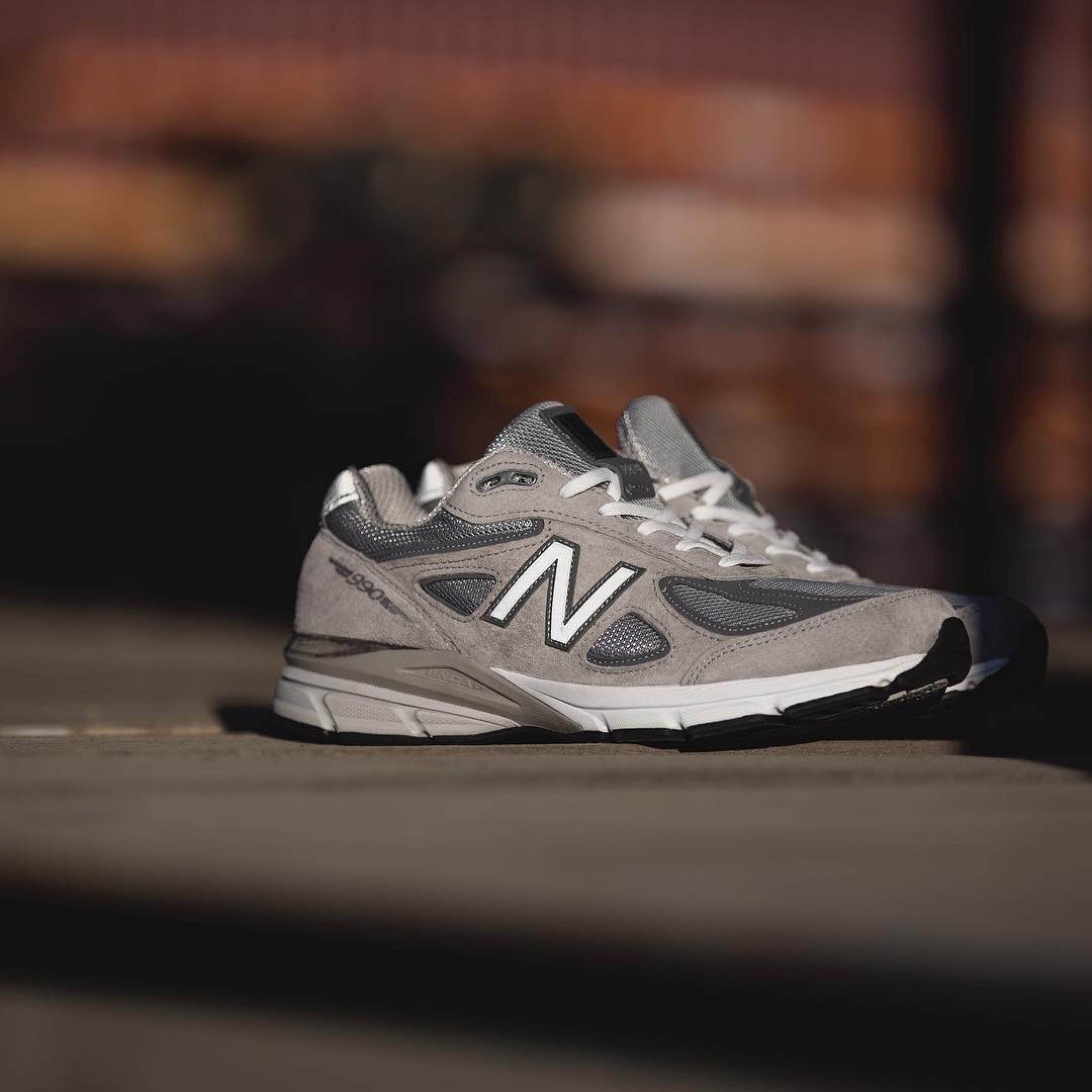 separation shoes 91d7e 979cd Repost @newbalance ・・・ Designed without compromise. #990 ...