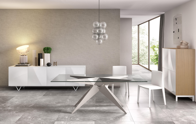 Mobenia Okapi This Table With Its Elegant Charismatic Silhouette