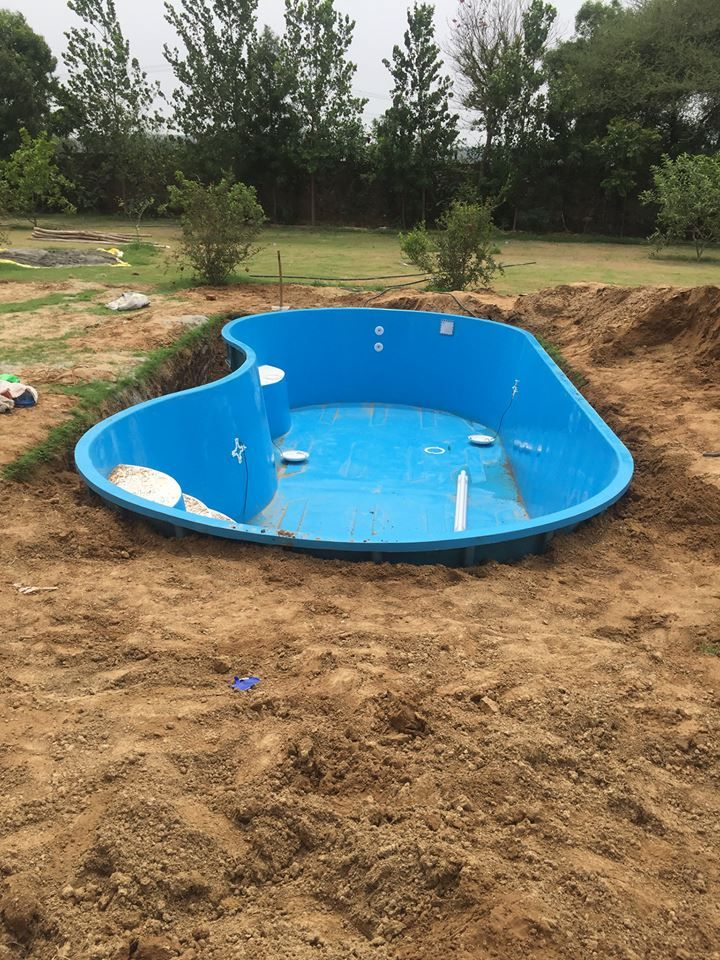 Pin by Prefabricated Swimming Pool on Bean Shaped Swimming ...