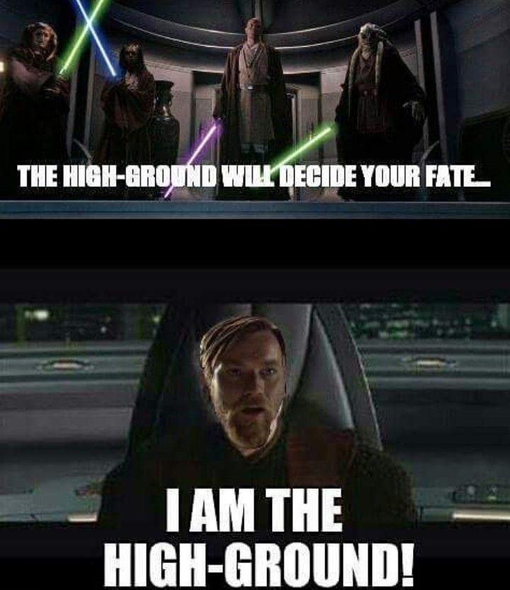 Obi Wan Star Wars Jokes Star Wars Comics Star Wars Memes
