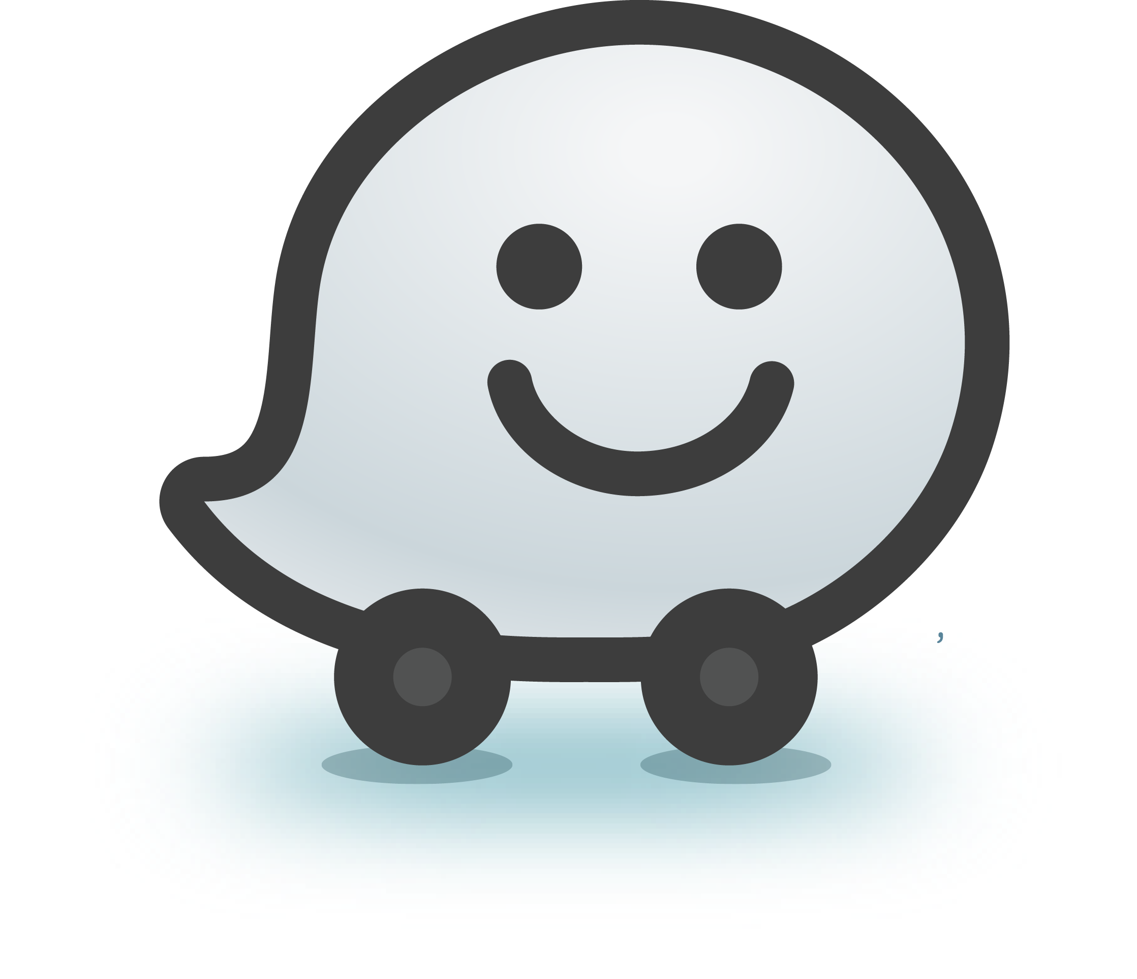 Waze Logo PNG Free Downloads Technology and Company
