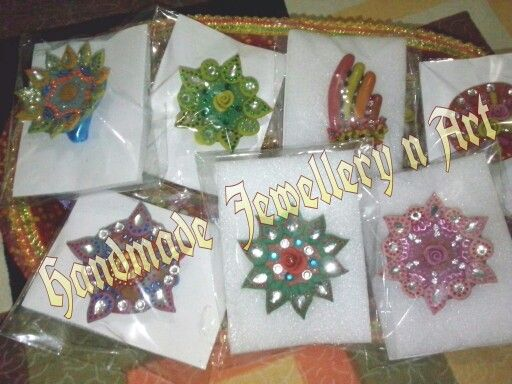 Ready for sale brooches