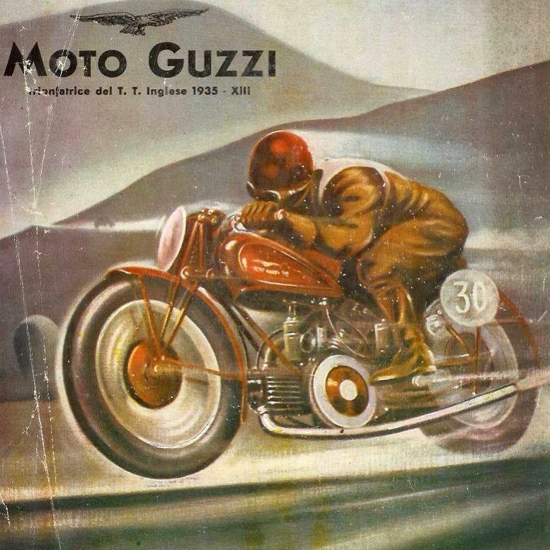 Moto Guzzi | Motorcycle ads | Pinterest | Moto guzzi and Vintage