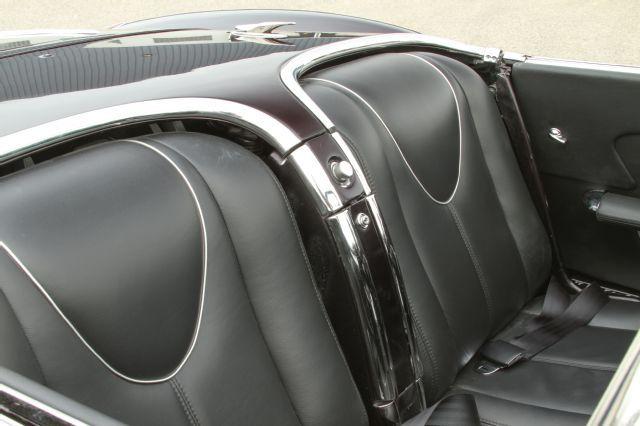 1958 Chevrolet Corvette Rear Seats