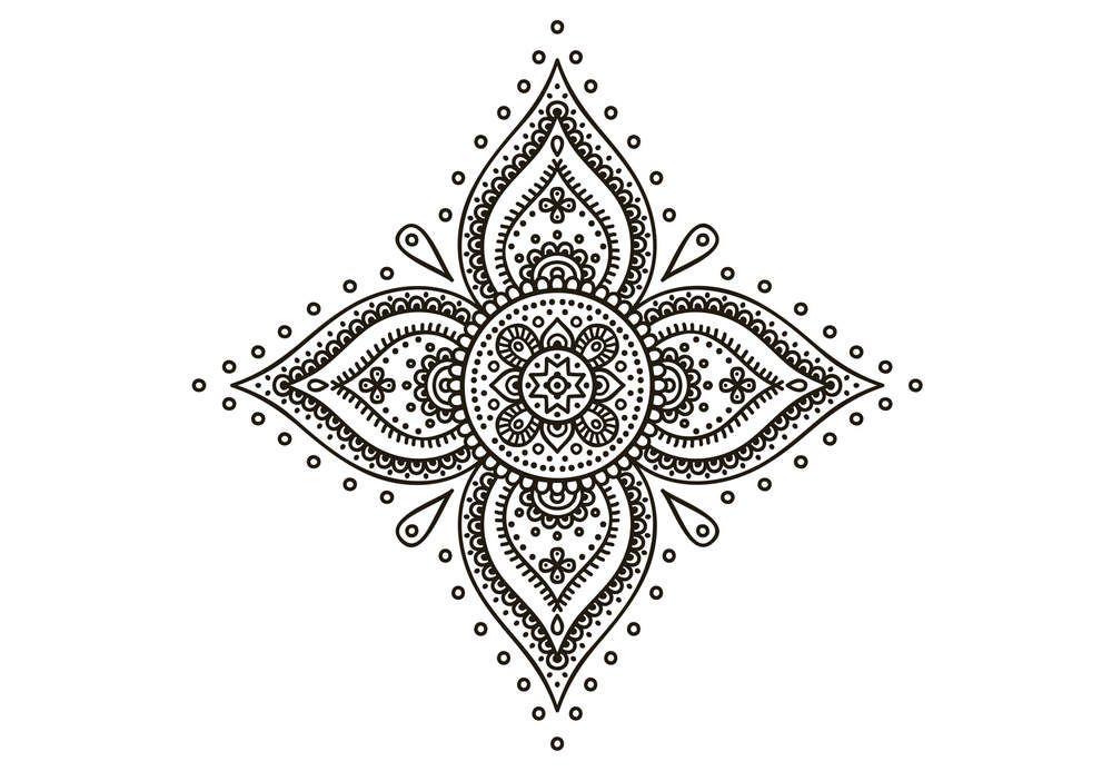 Coloriage anti stress et mandala gratuits pour adulte mandala gratuit coloriage anti stress - Mandala a imprimer pour adulte ...