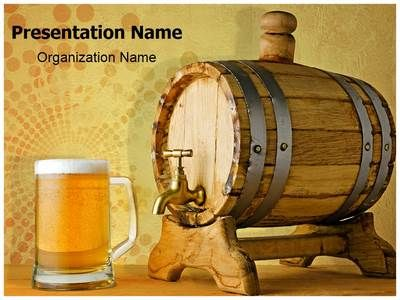 Beer and barrel powerpoint template is one of the best powerpoint beer and barrel powerpoint template is one of the best powerpoint templates by editabletemplates toneelgroepblik Gallery