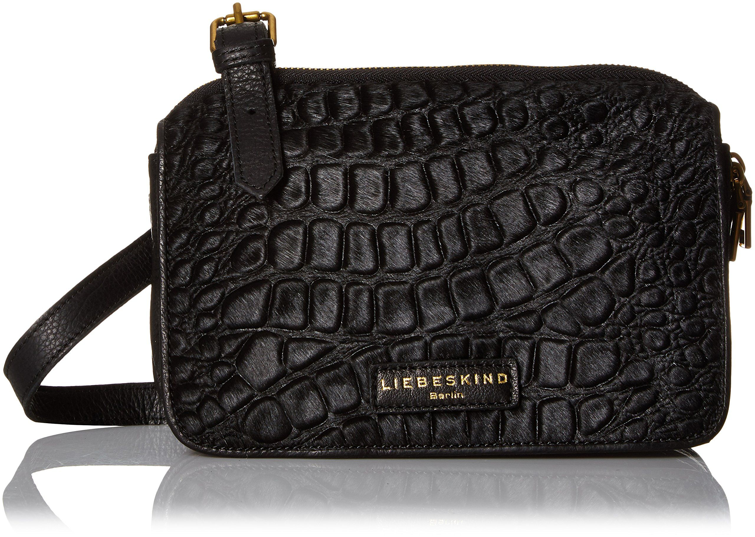 a78164fa114331 Liebeskind Berlin Maike Pony Embossed/vintage, Women's Cross-body Bag:  Amazon.co.uk: Shoes & Bags