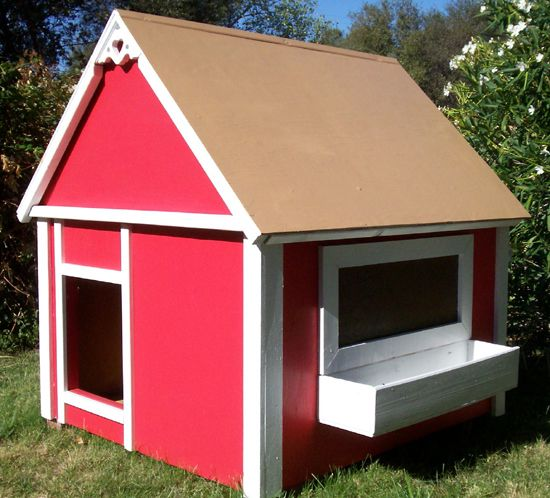 Luxury Small And Large Outdoor Dog House Fancy Dog Houses