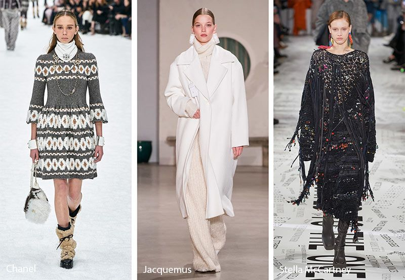 Winter Fashion Trends 2020.Fall Winter 2019 2020 Fashion Trends 2020 Fashion Trends
