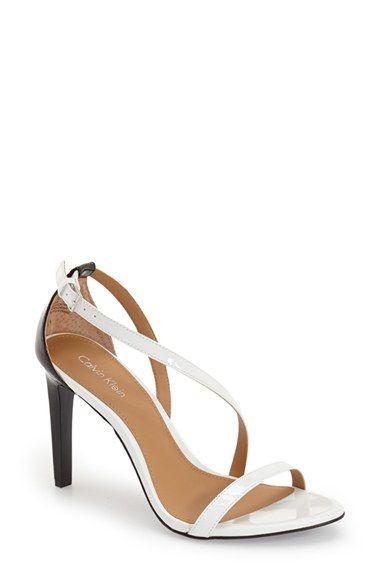 0e095f5202e CALVIN KLEIN  Narella  Sandal (Women).  calvinklein  shoes  sandals ...