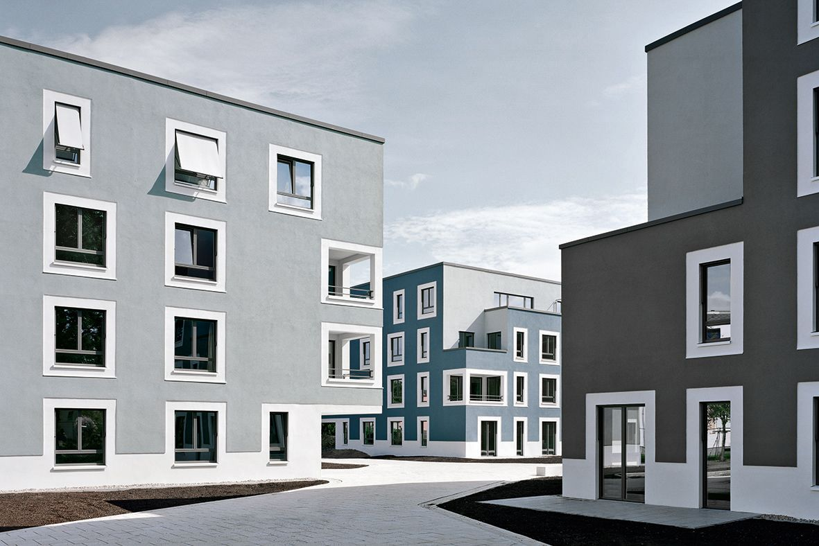 biwermau architekten bda hamburg architecture exterior. Black Bedroom Furniture Sets. Home Design Ideas