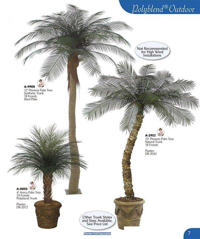 plants large metal outdoor palm tree indoor outdoor silk trees silk treehouse