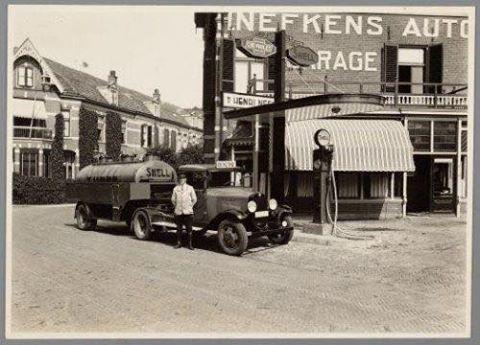 Garage Nefkens Amersfoort : Garage nefkens aan de vlasakkerweg en hier de korte bergstraat