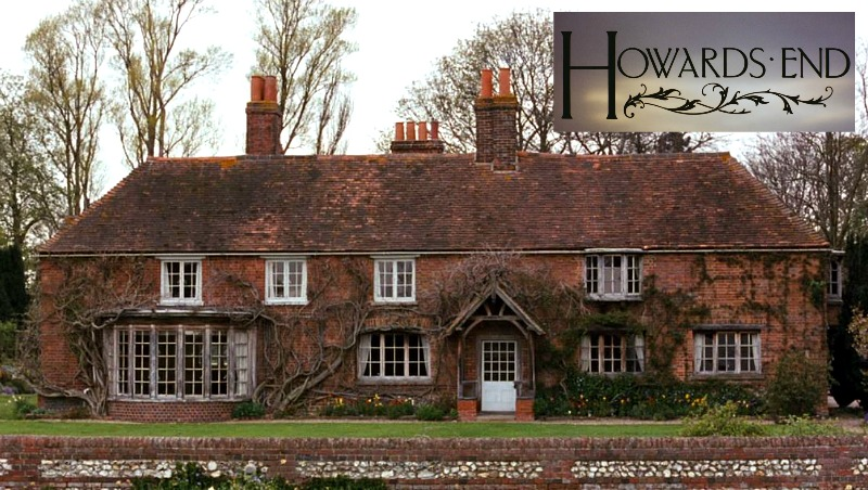 The Ivy Covered Country House From Howards End Is For Sale In 2020 Farm Style House Cottage In The Woods Country House