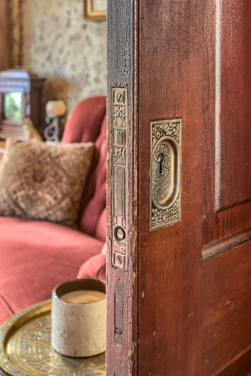 A rare offering, you must experience to appreciate the skill and love that  created this restoration. Find this Pin and more on Antique Pocket Doors ... - Pin By Carla Lybarger Hicks On Antique Pocket Doors Pinterest