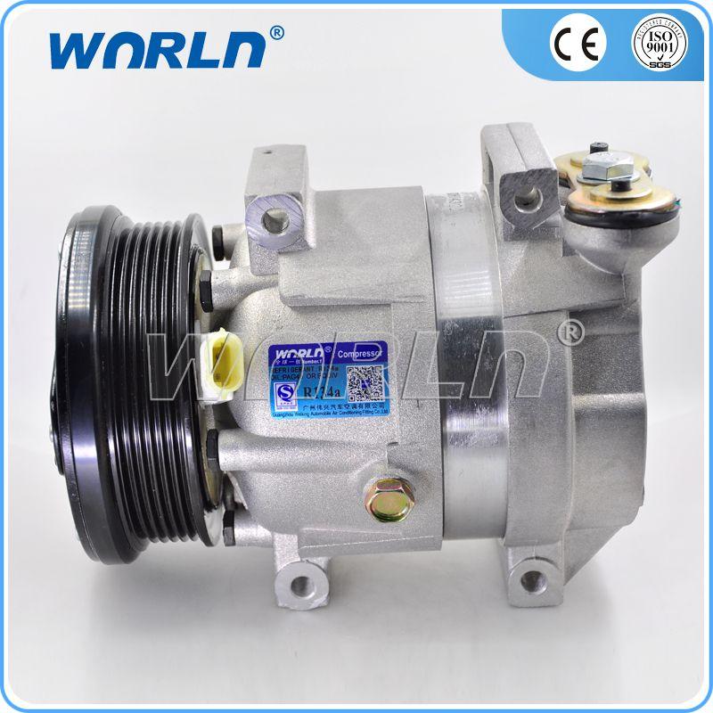 12v Ac Compressor Pump V5 For Chevrolet Optra 1 6 96484932 96484932 96539388 96539392 J555 04 Chevrolet Optra Ac Compressor Compressor