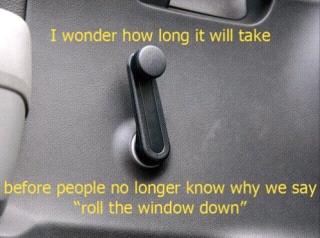 I still say this!