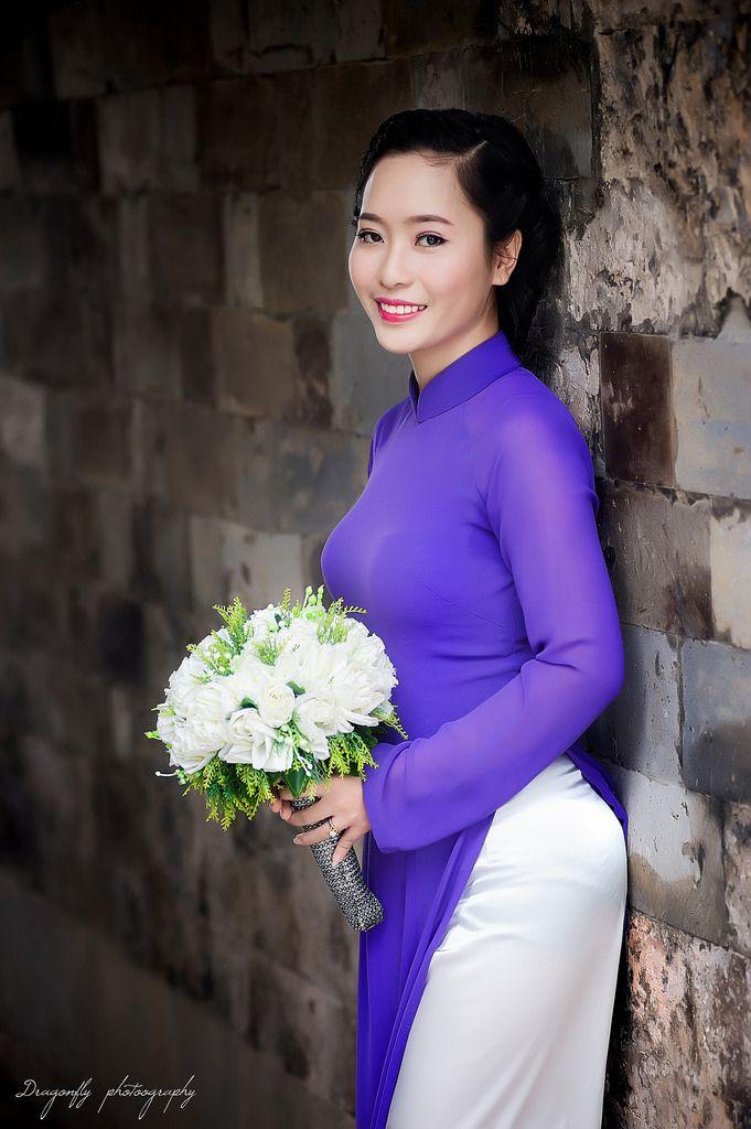 Áo dài ~ VN beauty | Ao dai | Pinterest | Moda para damas, Damas y ...