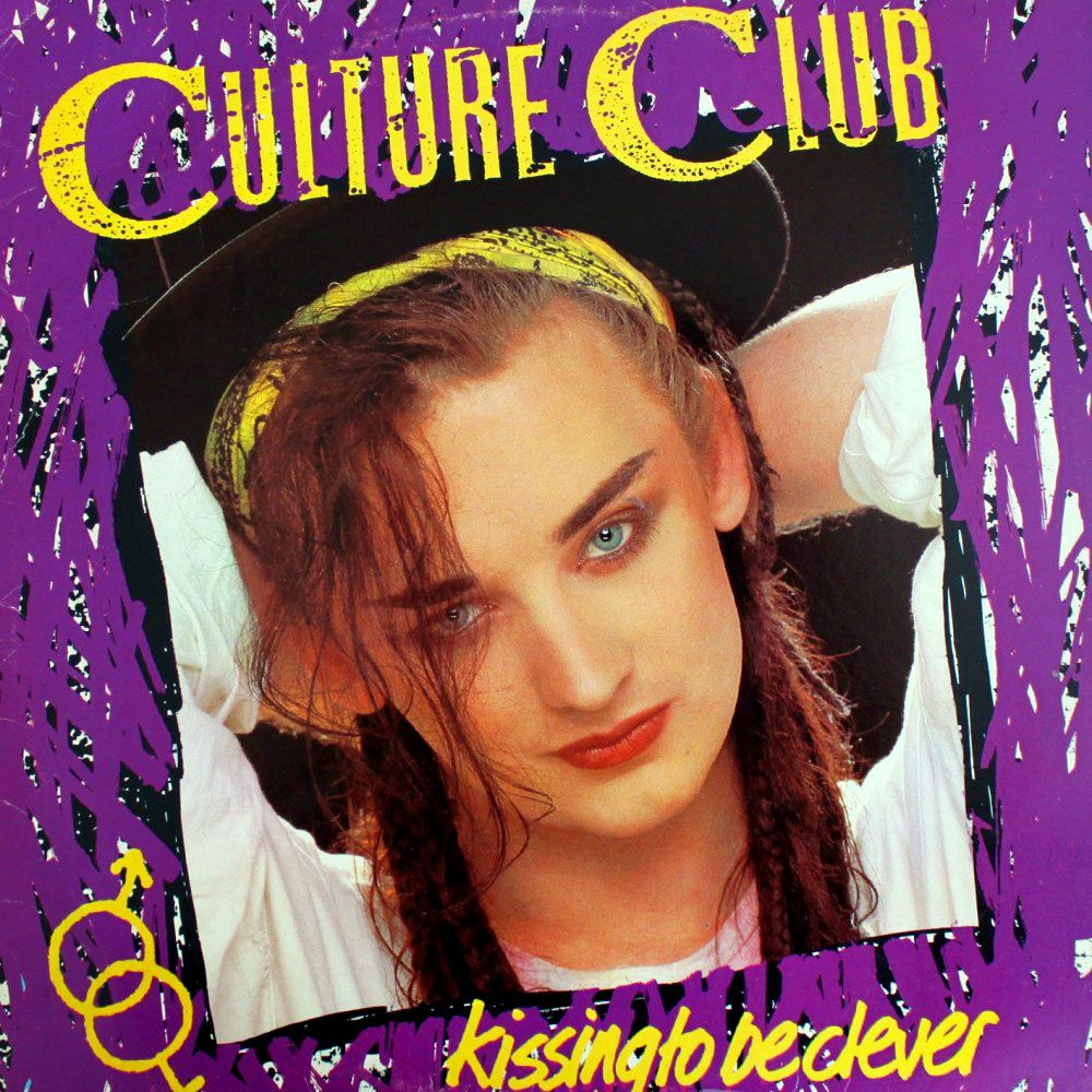 Culture Club Album Cover Culture Club Album Covers Culture