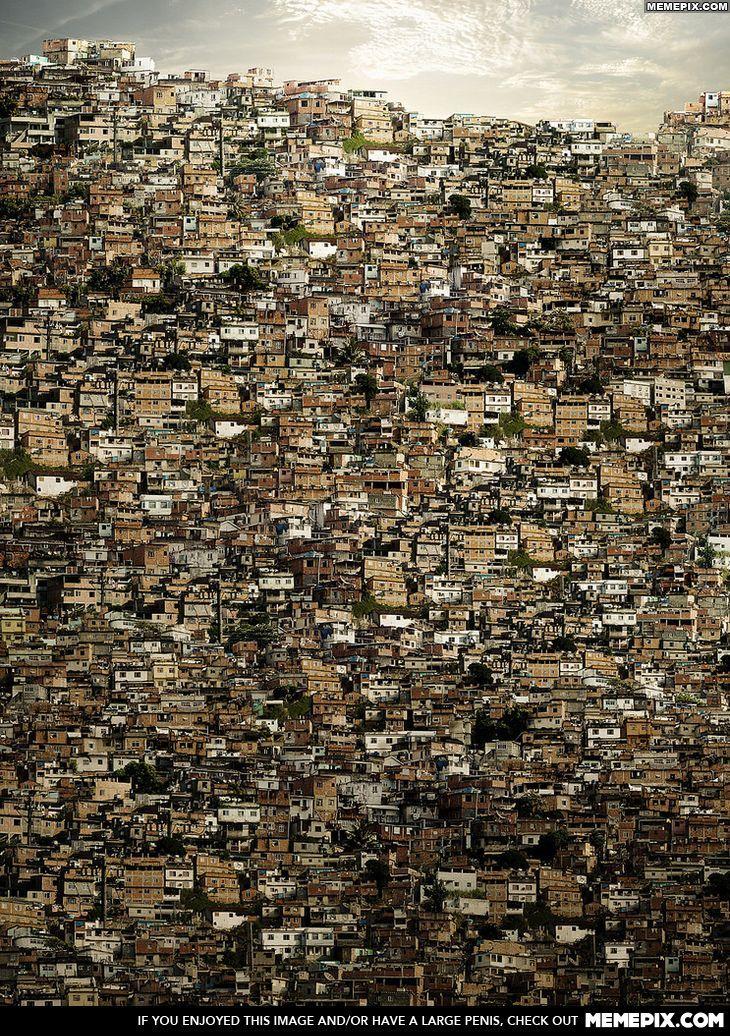 A Brazilian Favela | Ibrahim jaffar Dubai | Landscape, Urban