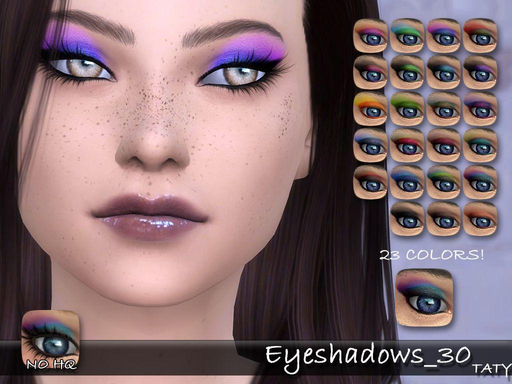 Eyeshadows #taty